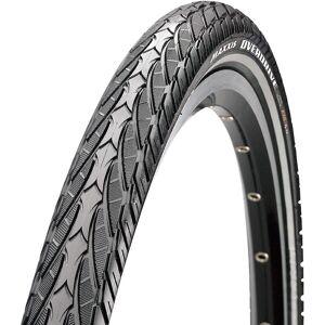 Maxxis Overdrive Road Trekking Wire Tyre - Wire Bead 1PCI - Black-Reflex;