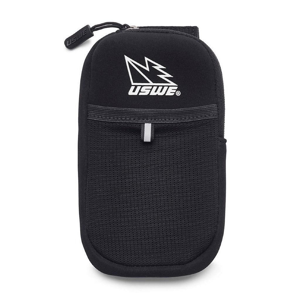 USWE Phone Pocket Extra Large SS21 - One Size - Black; Unisex