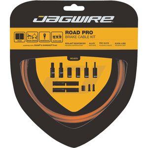 Jagwire Road Pro Brake Kit - Orange