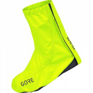 Gore Wear GTX Overshoes AW21 - M - Neon Yellow; Unisex