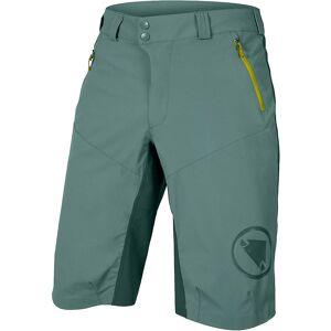 Endura MT500 Spray Shorts (Waterproof Rear) - XXL - Moss; Male