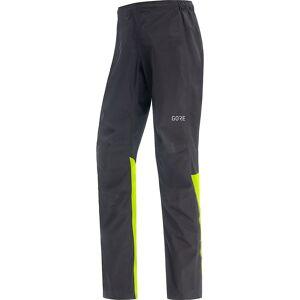 Gore Wear Gore-Tex Paclite Pants - XXL - Black-Neon Yellow; Unisex