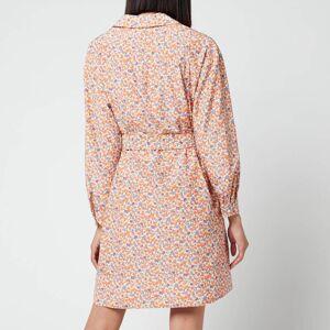 A.P.C. Women's Melissa Dress - Orange - FR 42/UK 12