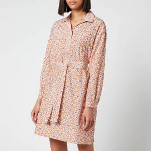 A.P.C. Women's Melissa Dress - Orange - FR 40/UK 12
