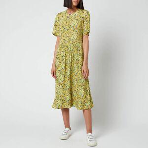 A.P.C. Women's Jayla Dress - Yellow - FR 38/UK 10