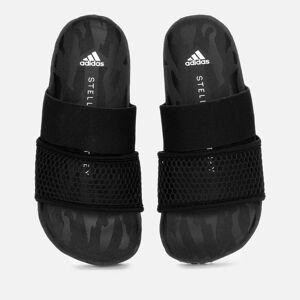 adidas by Stella McCartney Women's Asmc Lette Slide Sandals - Black - UK 7
