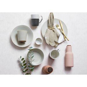 Broste Copenhagen Grod Stoneware Mug - 350ml - Sand (Set of 4)