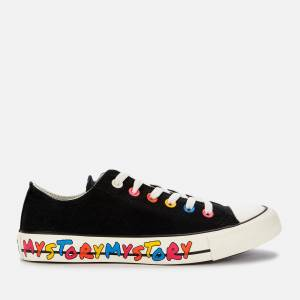 Converse Women's Chuck Taylor All Star My Story Ox Trainers - Black/Hyper Pink/Egret - UK 4