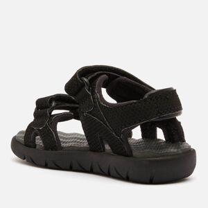 Timberland Toddlers' Perkins Row 2-Strap Sandals - Black - UK 6 Toddler