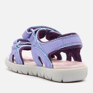 Timberland Toddlers' Perkins Row 2-Strap Sandals - Light Purple - UK 7 Toddler