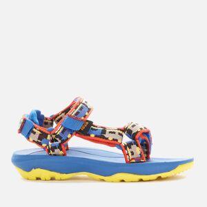 Teva Toddler's Hurricane XLT2 Sandals - Trains Blue - UK 6 Toddler