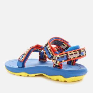 Teva Toddler's Hurricane XLT2 Sandals - Trains Blue - UK 5 Toddler