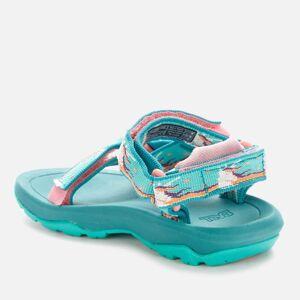 Teva Toddler's Hurricane XLT2 Sandals - Unicorn Waterfall - UK 7 Toddler