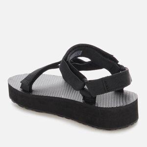 Teva Kids' Midform Universal Sandals - Black - UK 1 Kids'