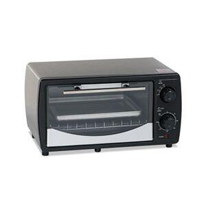 Avanti Toaster Oven, 0.32 cu ft Capacity, Stainless Steel/Black, 14 1/2 x 11 1/2 x 8