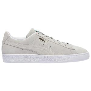 Puma Mens PUMA Suede Classic XXI - Mens Basketball Shoes White Size 12.0