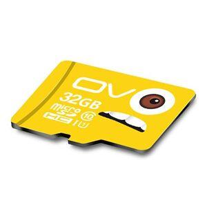 Geekbuying OV 32GB Micro SD Card Memory Card Class10 Mobile Phone Memory Card - Yellow