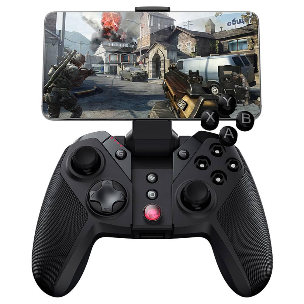 Geekbuying GameSir G4 Pro Bluetooth 2.4G Wireless Gamepad for Nintendo Switch Apple Arcade MFi Xbox Cloud Gaming
