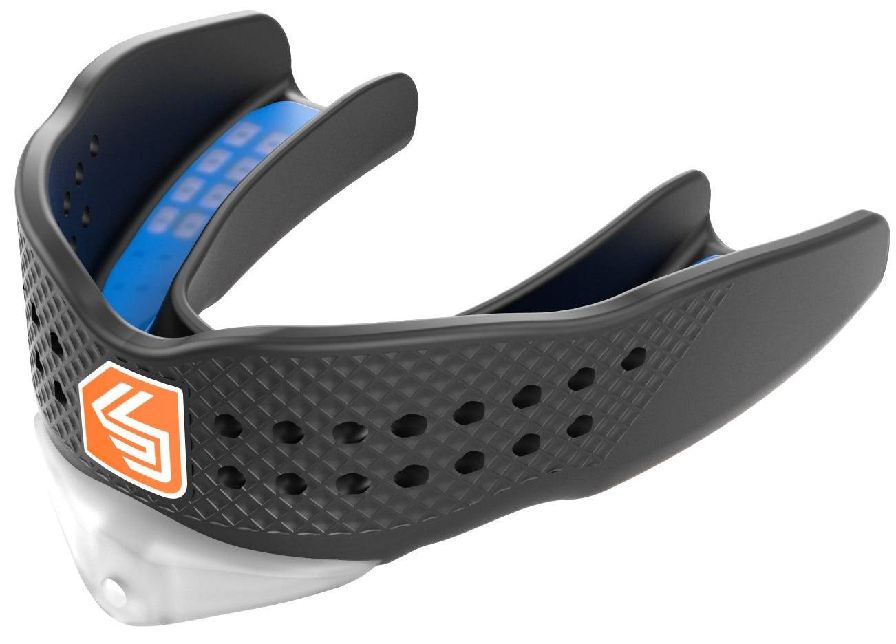 Shock Doctor SuperFit All Sport Convertible Mouthguard, White