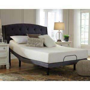 Ashley Furniture 10 Inch Chime Memory Foam California King Mattress in a Box
