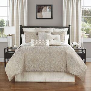 Ashley Furniture Waterford Spencer King Comforter Set, Mocha