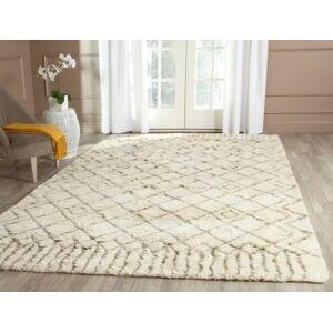 Ashley Furniture Safavieh Casablanca 6' x 9' Area Rug, Cream
