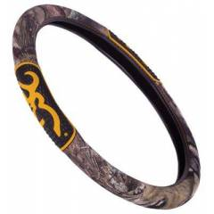 Signature Automotive Browning 2 Grip Steering Wheel Cover