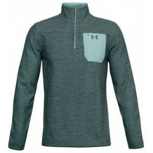 Under Armour Specialist Grid Henley Pullover for Men