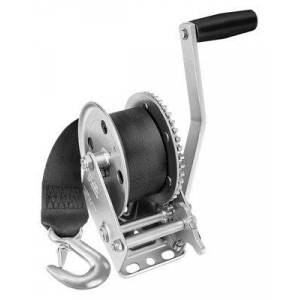 Fulton Single-Speed Trailer Winch with Strap