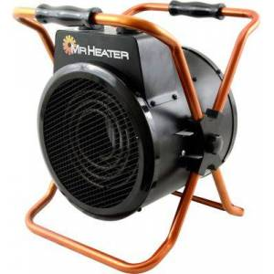 Mr. Heater 1.6kW Portable Forced-Air Electric Heater
