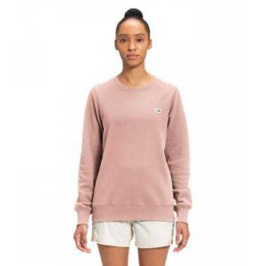 The North Face Heritage Patch Long-Sleeve Crew for Ladies