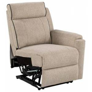 Thomas Payne Norlina RV Furniture Collection Heritage Series Single Arm Recliner - Left Hand Recliner