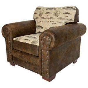 American Furniture Classics Angler's Cove Collection Armchair