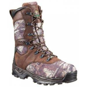 ROCKY Sport Utility Max Insulated Waterproof Hunting Boots for Men - TrueTimber HTC - 12W