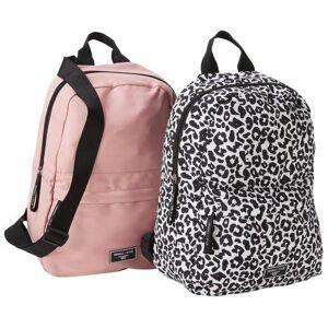 Kendall + Kylie 2-Pk. Solid & Cheetah Backpacks -Multi