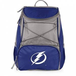 Tampa Bay Lightning PTX Insulated Backpack by Oniva -Blue