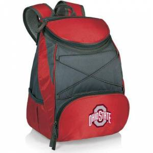 Ohio State PTX Insulated Backpack by Oniva -Red