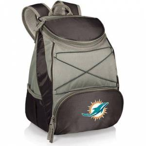 Miami Dolphins PTX Backpack by Oniva -Black