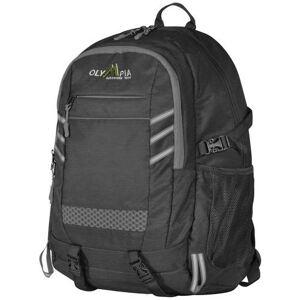Olympia Luggage Huntsman 19'' Outdoor Backpack -Black
