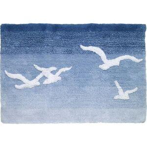 Avanti Seagull Bath Rug -Blue