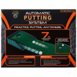 World of Golf Automatic Putting System -Green