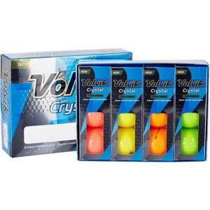 Volvik 4-pk. Crystal Golf Ball Set -Multi