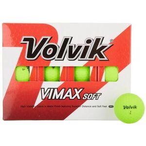 Volvik 4-pk. ViMax Soft Matte Finish Golf Ball Set -Green