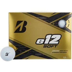 Bridgestone Golf e12 Soft Golf Balls -White