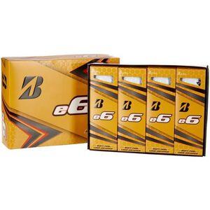 Bridgestone Golf e6 Soft Golf Balls -White