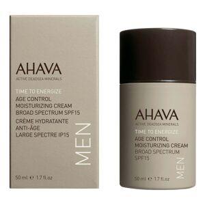 AHAVA Men Age Moist Cream SPF 15