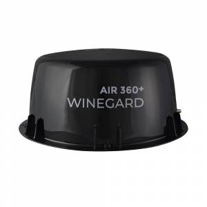 Winegard Air 360+ Omnidirectional Amplified HDTV and FM Radio Antenna