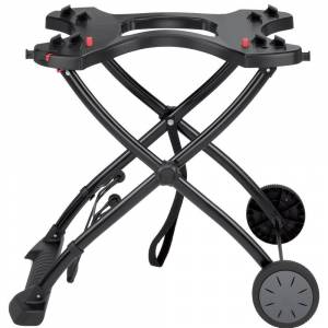 Portable Grill Cart for Q 1000/2000 Series Grills