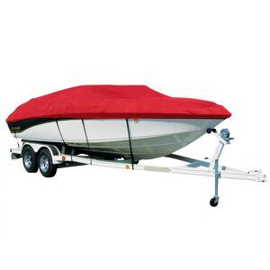 Exact Fit Sharkskin Boat Cover For Bayliner Deck Boat 197 Covers Int Platform
