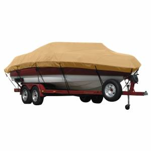 Covermate Exact Fit Sunbrella Boat Cover For Bayliner Deck Boat 197 Covers Int Platform
